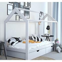 cama casinha Peter com gavetas