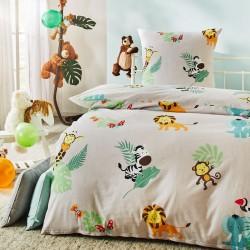 Roupa de cama Jungle